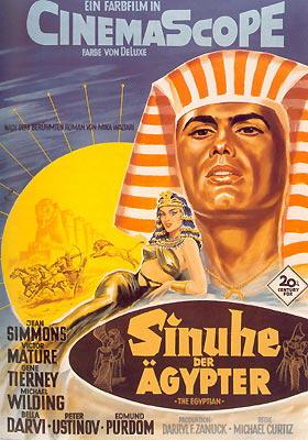 Sinuhe Der ägypter Film Deutsch